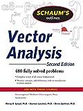 Schaum's Outline of Vector Analysis, 2ed (Schaums' Outline Series)