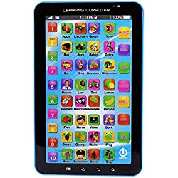 Emob Unique Multi Function Educational Learning Tablet Computer Toy for Kids