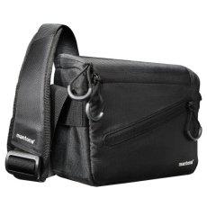 Mantona Irit - Bolsa para cámaras, Negro