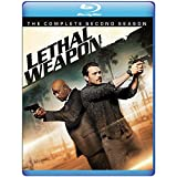 Lethal Weapon: The Complete Second Season (4 Blu-Ray) [Edizione: Stati Uniti]