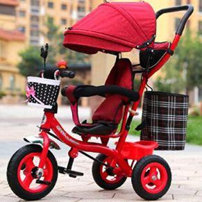 BMJ&C - Carrito de bebé para niños de 1 a 2 a 6 años