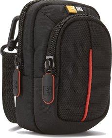 Case Logic DCB302K - Bolsa para cámaras digitales compactas, negro