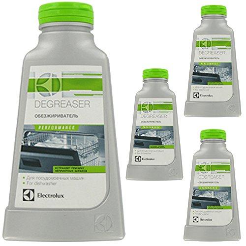 Electrolux, 200g, sgrassatore universale lavastoviglie (confezione da 4)