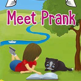 Adventures of Prank, the Cat: Meet Prank (Adventures of Prank the Cat Book 1) (English Edition)