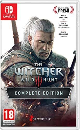 Giochi per Console Namco Bandai The Witcher 3: Wild Hunt Complete Edition