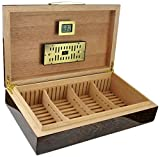GERMANUS Premium Humidor Licca für ca. 100-200 Zigarren
