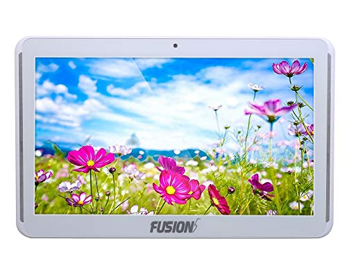 """Fusion5 11.6"""" Google Certified Android 4G Tablet PC - (4G SIM, Android 8.1 Oreo, 3GB RAM, 32GB Storage, 5MP and 8MP Cameras, Full HD IPS Screen Tablet PC)"""