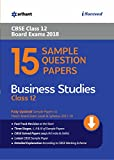 15 Sample Question Paper Business Studies Class 12th CBSE
