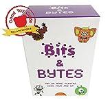 Bits & Bytes, el juego de codificación para niños | El innovador juego de cartas y el juguete STEM que enseña a los niños los aspectos básicos de la codificación por computadora ? De 4 a 9 años