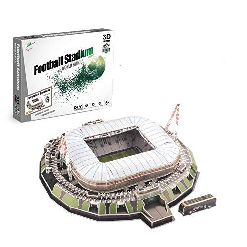 Zeye 3D Puzzle - Juventus FC Stadium ...
