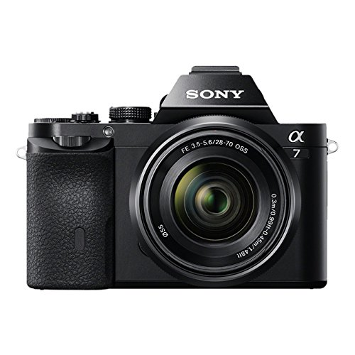 Sony Alpha 7K Kit Fotocamera Digitale Mirrorless Full-Frame con Obiettivo Intercambiabile SEL 28-70...