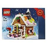 Lego 40139 - Weihnachtliches Lebkuchenhaus - Limitierte Edition 2015