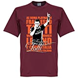 Totti Legend T-Shirt - dunkelrot - M