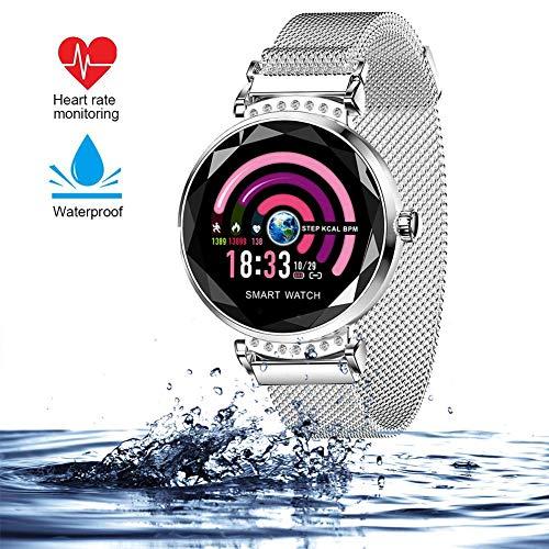 wetwgvsa Fitness Tracker Orologio Fitness Braccialetto Pressione Sanguigna Cardiofrequenzimetro da...