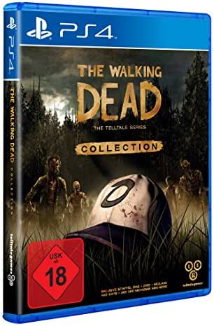 The Walking Dead Collection: The Telltale Series  - [PlayStation 4]