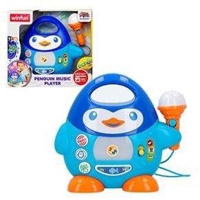 winfun - Karaoke pingüino (44754)