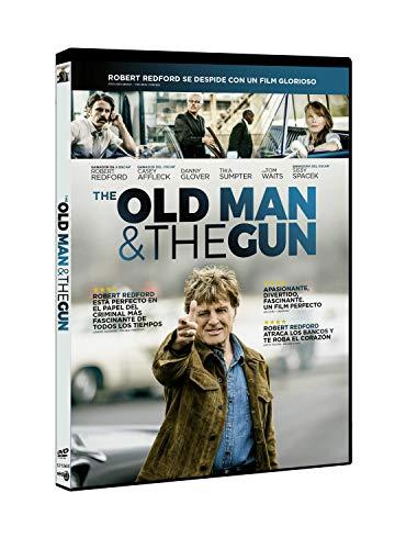The old man & the gun [DVD]