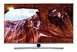 "Samsung TV UE50RU7450UXZT Smart TV 4K Ultra HD 50"" Wi-Fi DVB-T2CS2, Serie RU7450, 3840 x 2160 Pixels, Argento, Bixby, 2019 [Esclusiva ]"