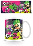 Splatoon 2 MG24774 Squid Shot Mug, Céramique, Multicolore, 11oz/315ml