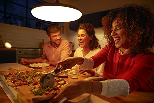 5110sJ2L1pL [Bon Plan Philips HUE] Philips Hue Pack de 2 ampoules connectées White Ambiance E27 - Fonctionne avec Alexa