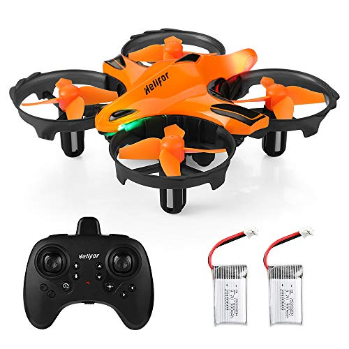 HELIFAR H803 Mini Drone, Drone telecomandata con Funzione di Evitare degli Ostacoli a infrarossi, Controllo Facile con Senso dei gesti, Altitude Hold Regalo per Bambini,Controllare con a Mano