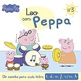 Un cuento para cada letra: t, d, n, f, r/rr, h (Leo con Peppa Pig 3)