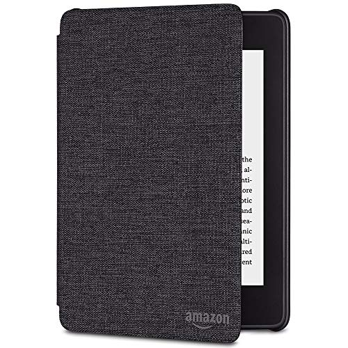 Amazon Kindle Paperwhite Water-Safe Fabric Cover (10th Generation - 2018 Release), Charcoal black 1  Amazon Kindle Paperwhite Water-Safe Fabric Cover (10th Generation – 2018 Release), Charcoal black 511EYKEm1xL