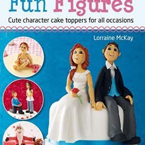 Fun Figures – cute character cake toppers for all occasions 511IrTapj8L