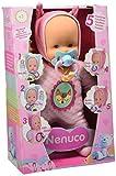 Nenuco - Muñeco, Blandito 5 funciones, color rosa (Famosa 700012664)
