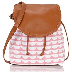 Kleio-Womens-Sling-Bag-Pink-Bnb315Ly-Pi