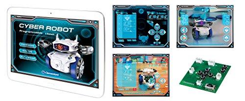 511Pbi1XcYL - Clementoni - Cyber Robot (Clementoni 55124.803)