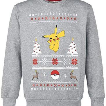 Sweat Pokémon Christmas