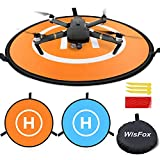 Drone Landing Pad, WisFox Universal Waterproof D 75cm / 30 ''...