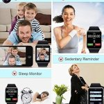Jokin Bluetooth Smart Watch with Camera & SIM Card Support for Android and iOS Smartphones 19