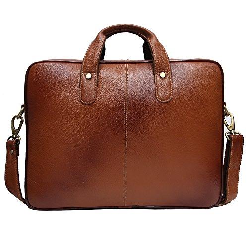 Hammonds Flycatcher Genuine Leather 13 inch Messenger Bag 3