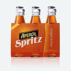 Aperol Spritz Cocktail 17.5cl 9% Vol. Confezione da 24