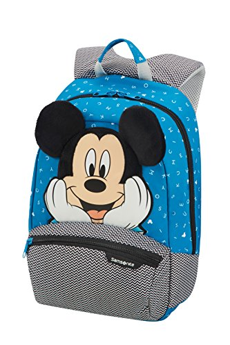 Samsonite Disney Ultimate 2.0 Backpack, 35 cm, 12 L, Mehrfarbig (Mickey Letters)
