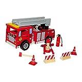 Small Foot Company - Veicolo Pompieri con Accessori