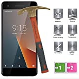 Totalcovers Protector Pantalla Cristal Templado Screen Ulefone Power 3 (4G) 6""