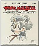 Art Portfolio - Topo Maltese Una Ballata del Topo Salato