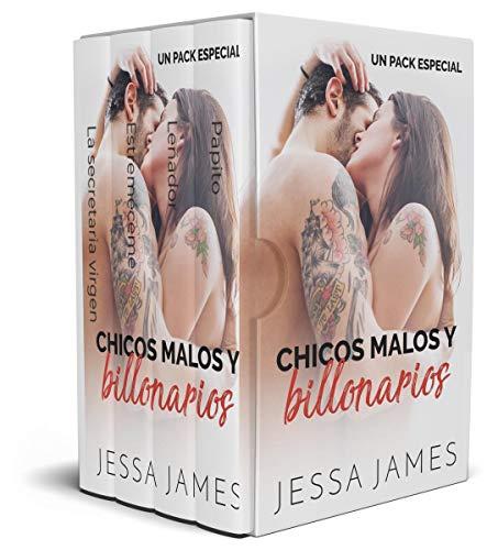 Chicos malos y billonarios – Un pack especial de Jessa James