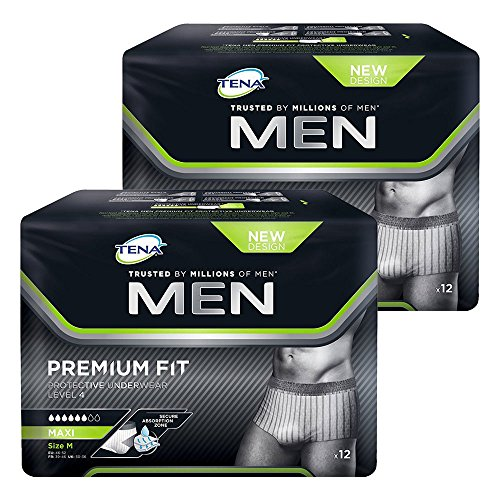 Tena Men Premium Fit Level 4 - Taglia M - 48 pezzi