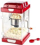 """Rosenstein & Söhne Popcornmaschinen: Retro-Popcorn-Maschine""""Movie"""" im 50er-Jahre-Look (Popcornautomat)"""