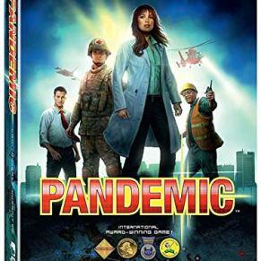 Z-Man Games Pandemic ZMG 71100, Juego de mesa de estrategia - Idioma en Inglés