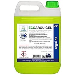 Ecoarguigel Aarguigreen Line Concentrato manuale per lavastoviglie, professionale, 5 l