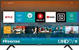 Hisense H65BE7000 165 cm (65 Zoll) Fernseher (4K Ultra HD, HDR, Triple Tuner, Smart-TV)