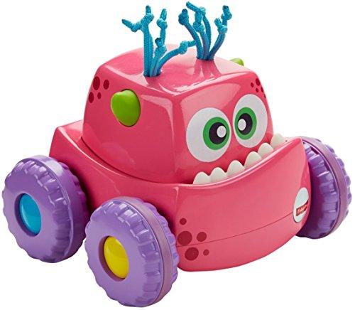 Fisher Price DRG14 vehículo de juguete - vehículos de juguete (Cian, Verde, Rosa, Púrpura, Amarillo, Niño/niña, 1 pieza(s))