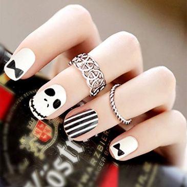 Mimei Faux Ongles Rouge avec Colle, Faux Ongles Pied ou Faux Ongles colorés, Faux Ongles été pour Femme ou Fille, Accessoires ou Cadeau