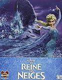 Frozen 3D - Die Eiskönigin 3D Steelbook Blu-Ray, Exklusiv Limited FNAC Steelbook Edition, + 70 page Booklet (France) - Blu-ray