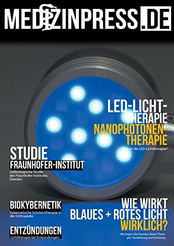 medizinpress.de LED Lichttherapie: Mikrostrom, Biokybernetik, BCR-Therapie